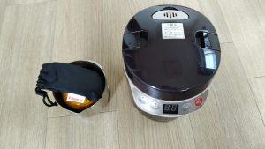 炊飯器との比較